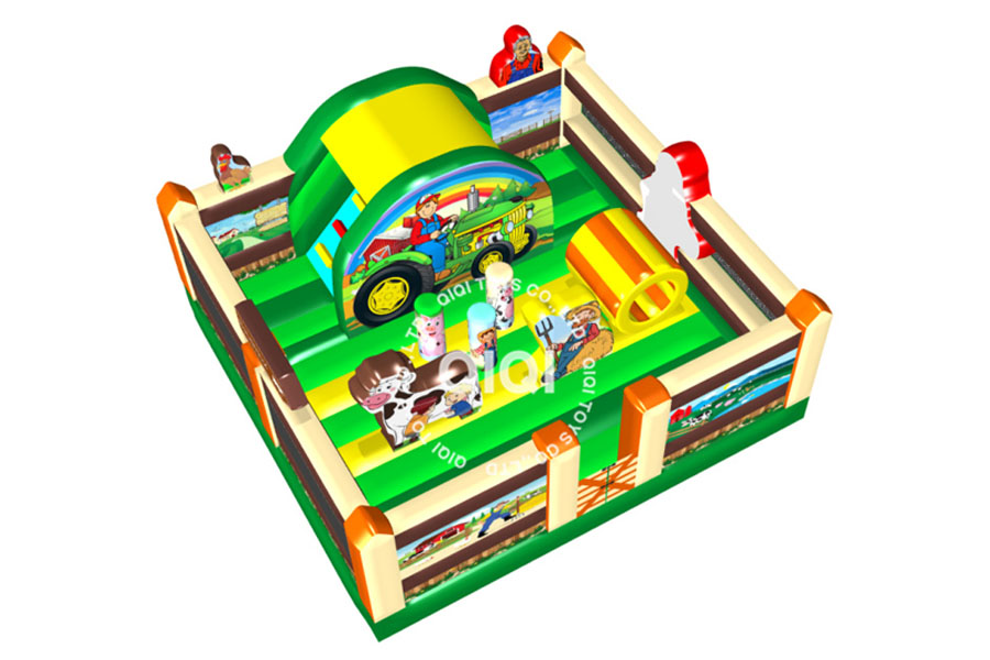 farm house theme playground